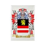 Wijnen Rectangle Magnet (100 pack)