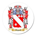Wignall Round Car Magnet