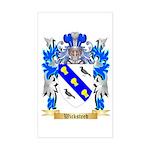 Wicksteed Sticker (Rectangle)