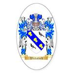 Wicksteed Sticker (Oval)