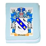 Wicksted baby blanket