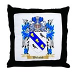 Wicksted Throw Pillow