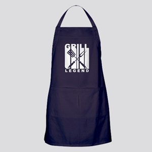 Grill Legend Apron (dark)