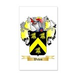 Wickes 35x21 Wall Decal