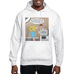 The Colonoscopy 3000 XL Probe Hooded Sweatshirt