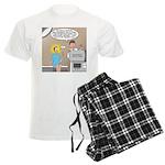 The Colonoscopy 3000 XL Probe Men's Light Pajamas