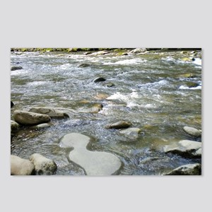 Mountain Stream - Great S Postcards (Package of 8)