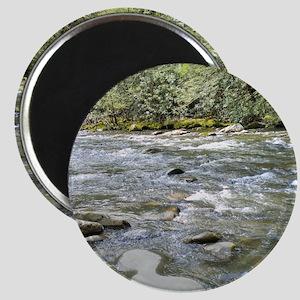Mountain Stream - Great Smoky Mountains Magnet