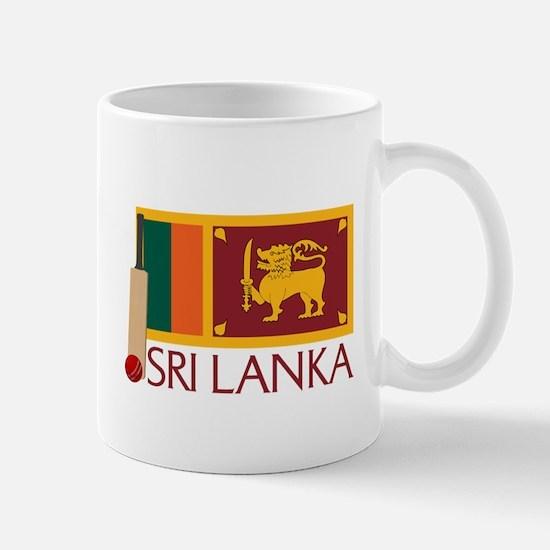 Sri Lanka Cricket Mugs