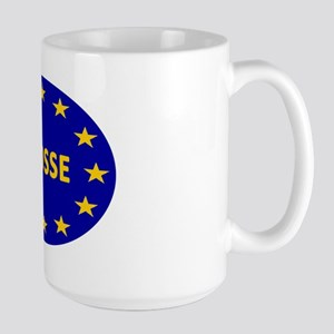 Ecosse Together With Europe Large Mug Mugs