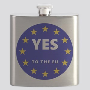 Yes to Europe! Flask