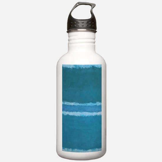 ROTHKO_SHADES OF BLUE Water Bottle