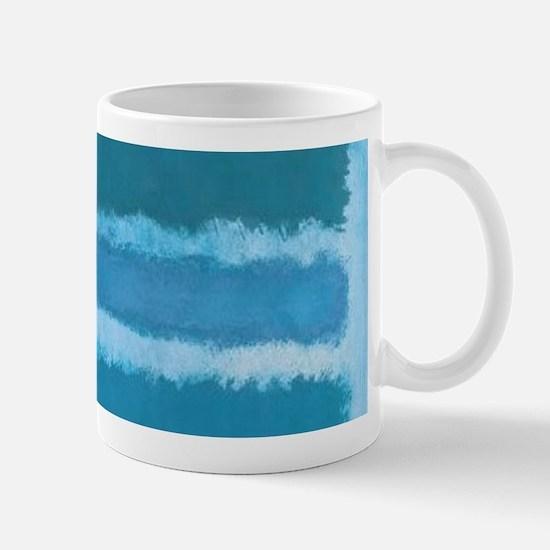 ROTHKO_SHADES OF BLUE Mug
