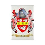 Wiatt Rectangle Magnet (100 pack)