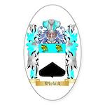 Whybird Sticker (Oval 10 pk)