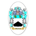 Whybird Sticker (Oval 50 pk)