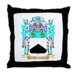 Whybird Throw Pillow