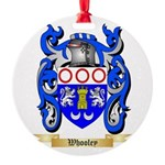 Whooley Round Ornament