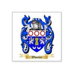 Whooley Square Sticker 3