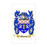 Whooley Sticker (Rectangle)