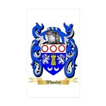 Whooley Sticker (Rectangle 50 pk)