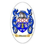 Whooley Sticker (Oval 50 pk)