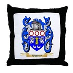 Whooley Throw Pillow