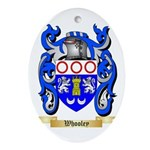 Whooley Oval Ornament
