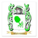 Wholesworth Square Car Magnet 3