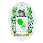Wholesworth Oval Ornament