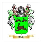 Whitty Square Car Magnet 3