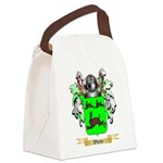 Whitty Canvas Lunch Bag