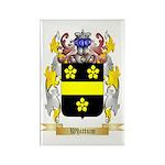 Whittum Rectangle Magnet (100 pack)