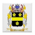 Whittum Tile Coaster