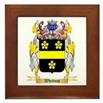 Whittum Framed Tile