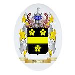 Whittum Oval Ornament