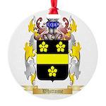 Whittome Round Ornament