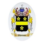 Whittome Oval Ornament