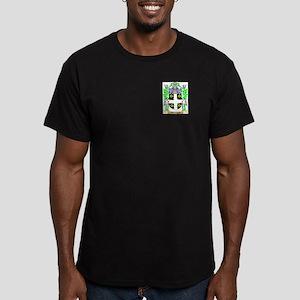 Whittington Men's Fitted T-Shirt (dark)