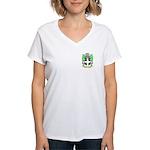 Whittington Women's V-Neck T-Shirt