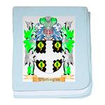 Whittington baby blanket