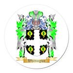 Whittington Round Car Magnet