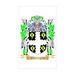 Whittington Sticker (Rectangle 50 pk)
