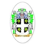 Whittington Sticker (Oval)