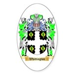 Whittington Sticker (Oval 10 pk)