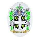 Whittington Oval Ornament