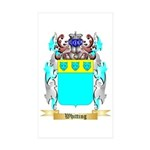 Whitting Sticker (Rectangle 50 pk)