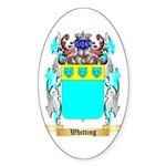 Whitting Sticker (Oval 50 pk)