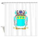 Whitting Shower Curtain