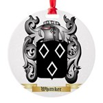 Whittiker Round Ornament